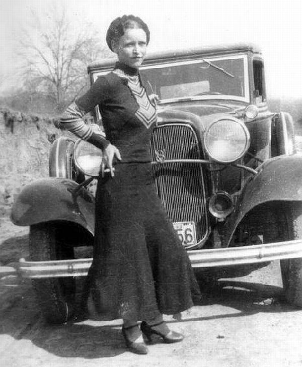 a biography of bonnie parker